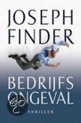 Bedrijfsongeval Joseph Finder