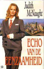 Echo van de eenzaamheid Judith McNaught
