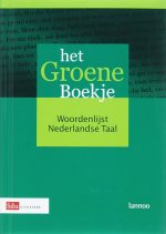 Het Groene Boekje Merkloos