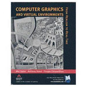 Computer Graphics And Virtual Environments Mel Slater