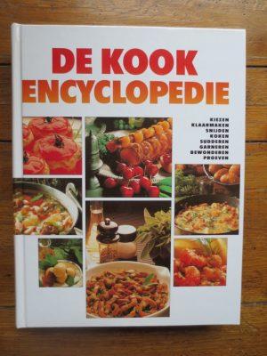 De kookencyclopedie Auteur onbekend