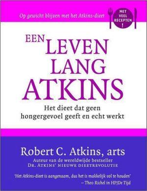 Een Leven Lang Atkins Robert C. Atkins