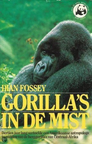 Gorilla's in de mist Dian Fossey