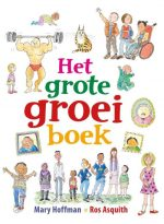 Het grote groei boek Mary Hoffman