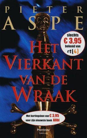 Het vierkant van de wraak Pieter Aspe