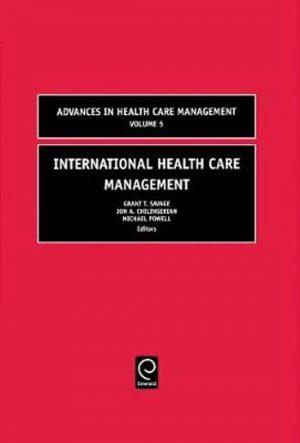 International Health Care Management Grant Savage