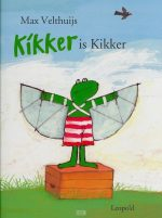 Kikker - Kikker is Kikker Max Velthuijs
