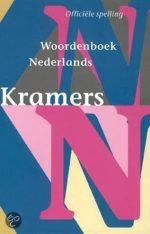 Kramers handwoordenboek Unieboek | Het Spectrum