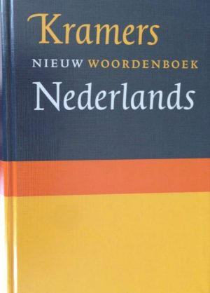 Kramers nieuw woordenboek Nederlands H. Coenders
