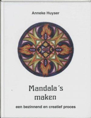 Mandala's maken Anneke Huyser