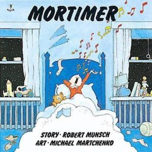 Mortimer Robert Munsch