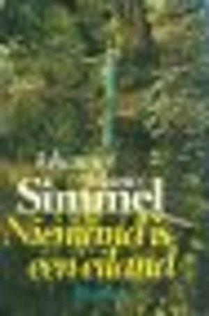 Niemand is een eiland Simmel