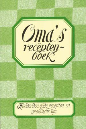 Oma's receptenboek Ruitenbergboek B.V.