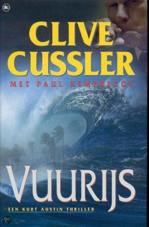 Vuurijs Clive Cussler