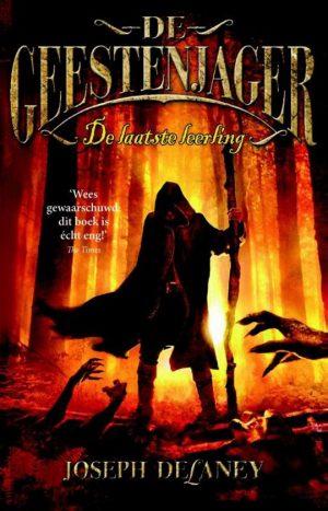 De geestenjager 1 - De laatste leerling Joseph Delaney