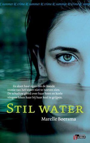 Stil water / druk Heruitgave Marelle Boersma