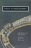 What is Philosophy? Gilles Deleuze