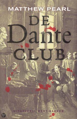 De Dante-Club Matthew Pearl