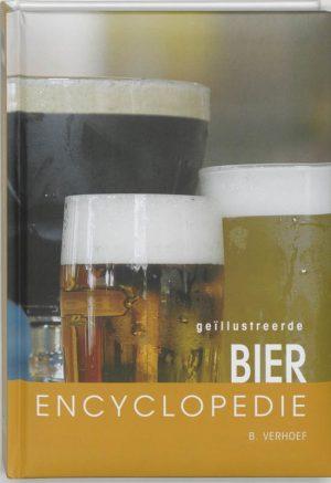 Geillustreerde bier encyclopedie B. Verhoef