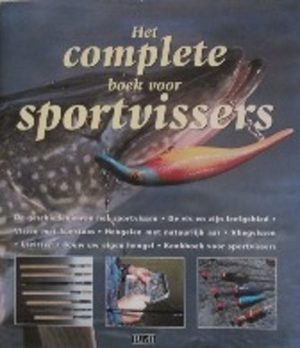 Het complete boek voor sportvissers Jens Ploug Hansen