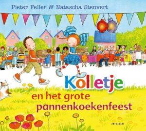 Kolletje en het grote pannenkoekenfeest Pieter Feller
