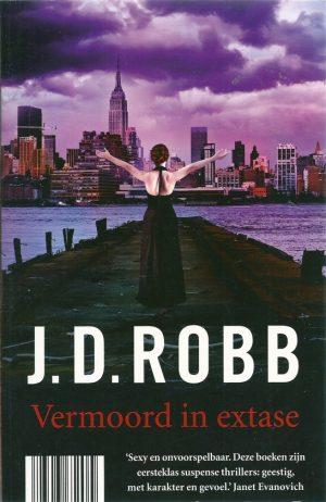 Vermoord in extase J.D. Robb