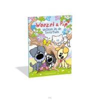 Woezel & Pip - Welkom in de Tovertuin 9789025870959